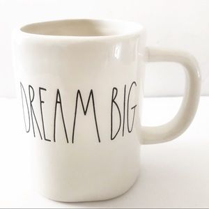 Rae Dunn Artisan Collection DREAM BIG Coffee Mug